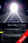ONE-WAY TICKET SHORT STOR CD PK ED 08 - BOOKWORMS