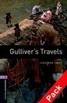 GULLIVER'S TRAVELS CD PK ED 08 - BOOKWORMS 4
