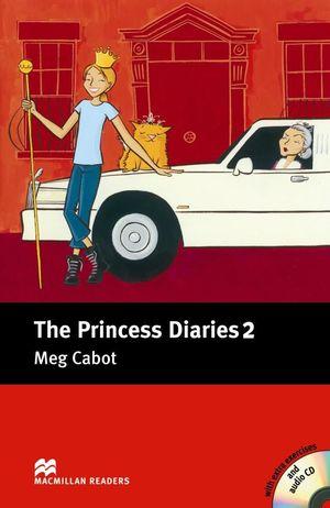 MR (E) PRINCESS DIARIES:BOOK 2 PK