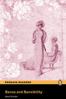 PEGUIN READERS 3:SENSE AND SENSIBILITY BOOK & CD PACK