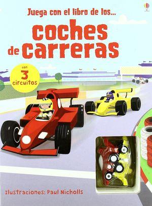 JUEGA CON COCHES DE CARRERA