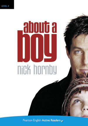 LEVEL 4: ABOUT A BOY BOOK AND MULTI-ROM WITH MP3 PACK