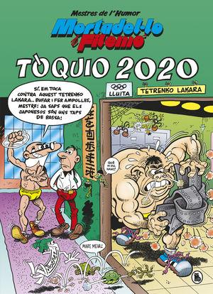 TÒQUIO 2020 (MESTRES DE L´HUMOR 55)
