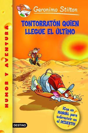 STILTON 23 TONTORRATÓN QUIEN LLEGUE