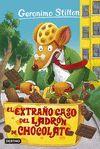 EL EXTRAÑO CASO DEL LADRÓN DE CHOCOLATE