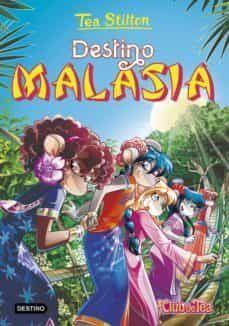 PACK TS 36. DESTINO MALASIA