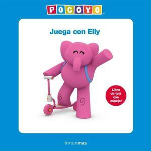 MI PRIMER LIBRO DE TELA. ELLY