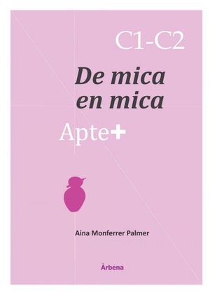 APTE+ DE MICA EN MICA C1-C2