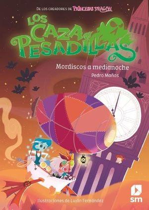 CAZAPESADILLAS 2 MORDISCOS A MEDIANOCHE