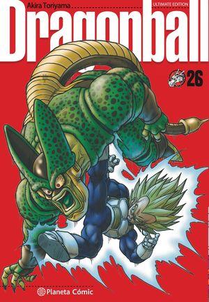 DRAGON BALL ULTIMATE Nº 26/34