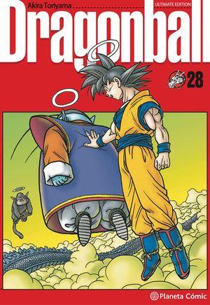 DRAGON BALL ULTIMATE Nº28/34