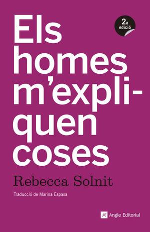 ELS HOMES M´EXPLIQUEN COSES