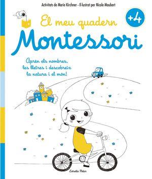 EL MEU QUADERN MONTESSORI +4