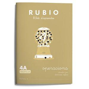 OPERACIONS RUBIO 4A (VALENCIÀ)