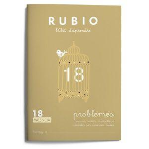 PROBLEMES RUBIO 18 (VALENCIÀ)