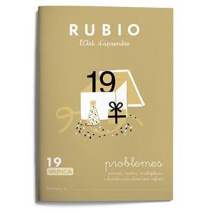 PROBLEMES RUBIO 19 (VALENCIÀ)