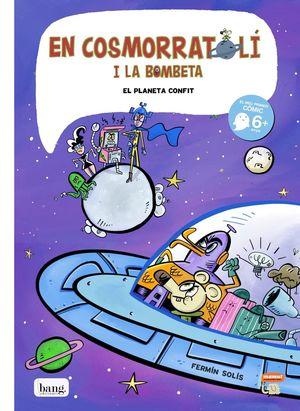 EN COSMORRATOLI I LA BOMBETA 4 - CAT