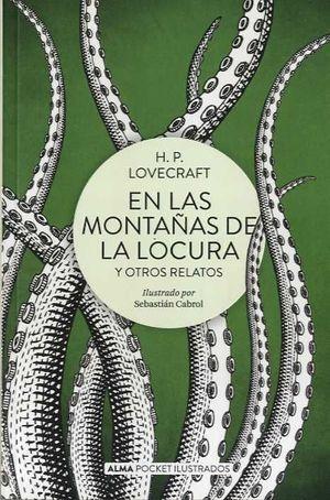 EN LAS MONTAÑAS DE LA LOCURA Y OTROS RELATOS (POCKET)