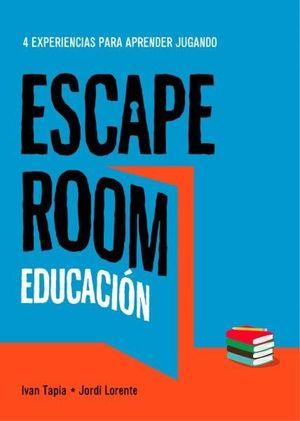 ESCAPE ROOM EDUCACION