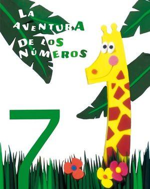 LA AVENTURA DE LOS NÚMEROS 7
