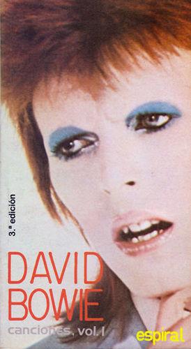 CANCIONES I DE DAVID BOWIE
