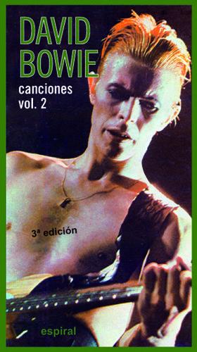 CANCIONES II DE DAVID BOWIE