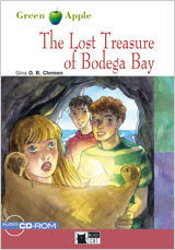 THE LOST TREASURE OF BODEGA BAY+CD