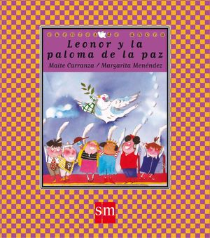 LEONOR Y LA PALOMA DE LA PAZ CA-7