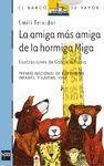 AMIGA MAS AMIGA DE LA HORMIGA MIGA BVA-74