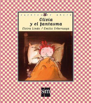 OLIVIA Y EL FANTASMA CA-8