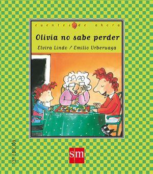 OLIVIA NO SABE PERDER CA-9