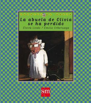 ABUELA DE OLIVIA SE HA PERDIDO CA-17