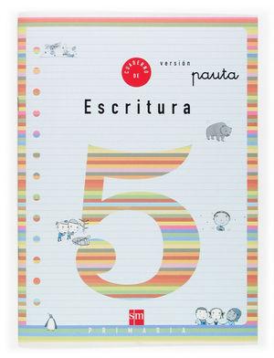 2EP.CUAD.ESCRITURA 5 V.PAUTA 04