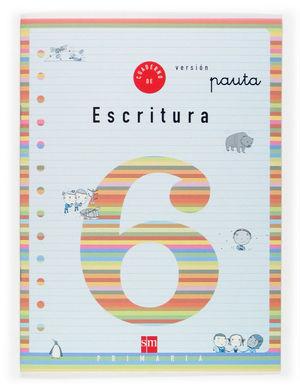 CUAD 6 ESCRITURA