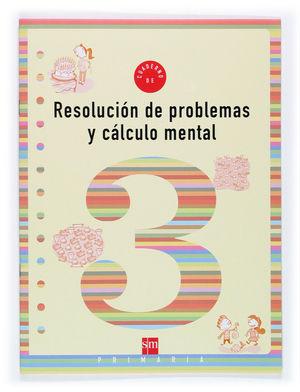 PROBLEMAS CUAD.3 - 1º EP DUENDES /SM