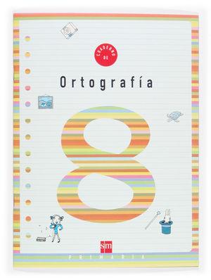 CUAD 8 ORTOGRAFIA