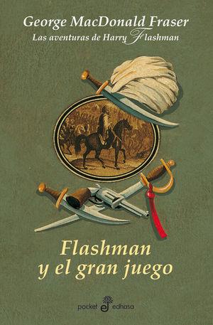 FLASHMAN Y EL GRAN JUEGO (IX) - BXL