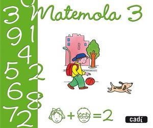 MATEMOLA 3