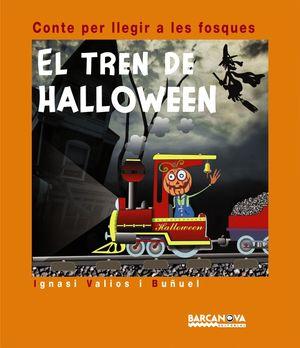 EL TREN DE HALLOWEEN