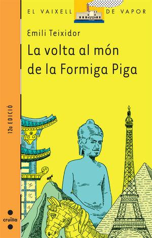 VOLTA AL MON DE LA FORMIGA PIGA VV-120