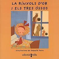 RINXOLS D´OR I LES TRES OSSOS