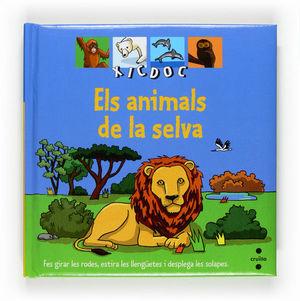 ELS ANIMALS DE LA SELVA