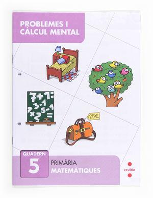 C-EP.PROBLEMES I CALCUL MENT.QUAD. 5 13