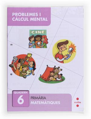 C-EP.PROBLEMES I CALCUL MENT.QUAD. 6 13