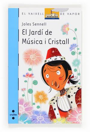 C-VVB.187 EL JARDI DE MUSICA I CRISTALL