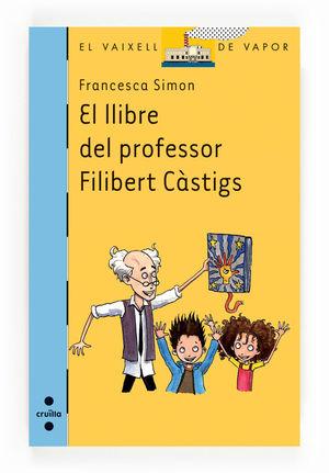 EL LLIBRE DEL PROFESSOR FILIBERT CÀSTIGS