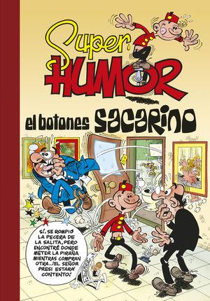 SUPER HUMOR 45 EL BOTONES SACARINO