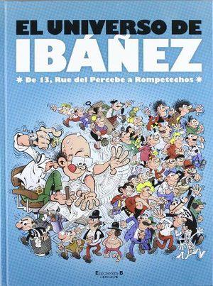 UNIVERSO DE IBAÑES EL  TD