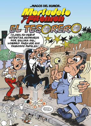 EL TESORERO- MAESTROS DEL HUMOR Nº 167
