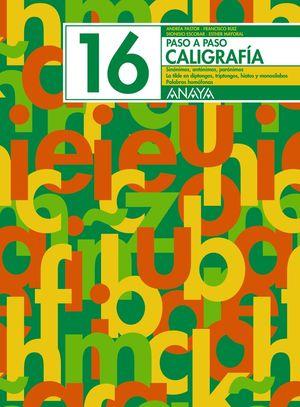CALIGRAFÍA 16
